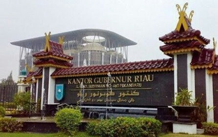 Riau Salah Satu Dari Enam Provinsi Yang Menjadi Target KPK Di Sektor Kehutanan