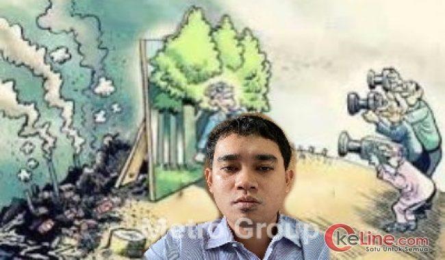 KPK Harus Bertanggungjawab, Soalnya Laporkan Korupsi Rp 13 M Wartawan Ditangkap