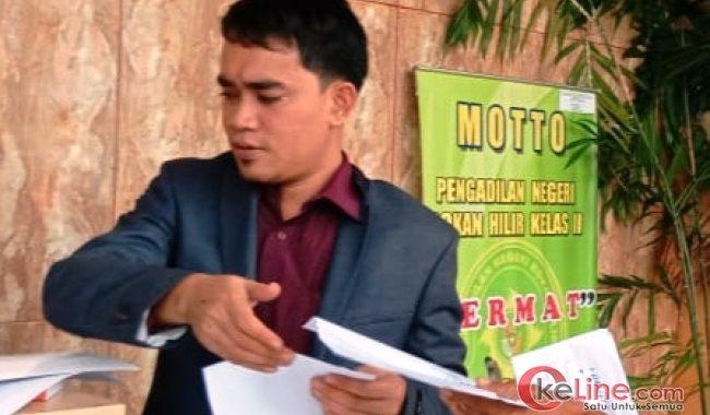 Dugaan Korupsi 10 M, Bupati Mangkir Pemeriksaan. Formasi Riau, Sebaiknya Bupati Datang dan Jelaskan