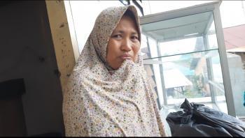 Cerita Warga Kelurahan Air Dingin Pekanbaru Tak Makan Nasi 2 Hari, Bertahan Hidup Makan Tunggul Ubi