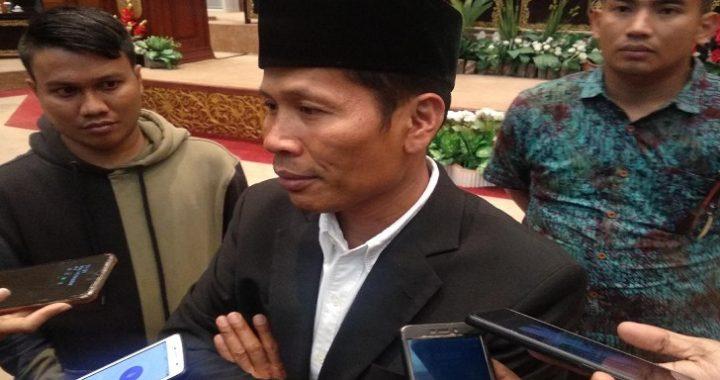 Ketua DPRD Riau Indra Gunawan Eet Diperiksa KPK