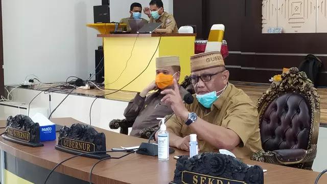 Usulan PSBB Ditolak Menkes, Gubernur Gorontalo Kesal dan Ancam Bikin Aturan Sendiri