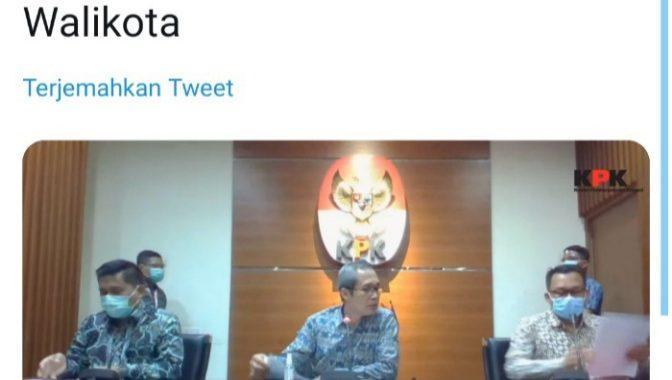 KPK Kembali Periksa 3 Saksi Terkait Kasus Tersangka ZAS Walikota Dumai