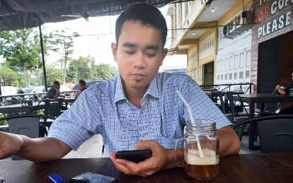 "Ragu Penuntasan Dugaan Korupsi SPPD Fiktif Setwan Rohil, FORMASI RIAU "" Sebaiknya KPK Ambil Alih Pengusutan ini"""
