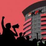 Kasus SPPD Fiktif Dewan Rohil Memanas Kembali, GPPB Demo di KPK